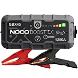 NOCO Boost X GBX45 1250A 12V UltraSafe Starthilfe, Tragbare Auto Batterie Booster,...