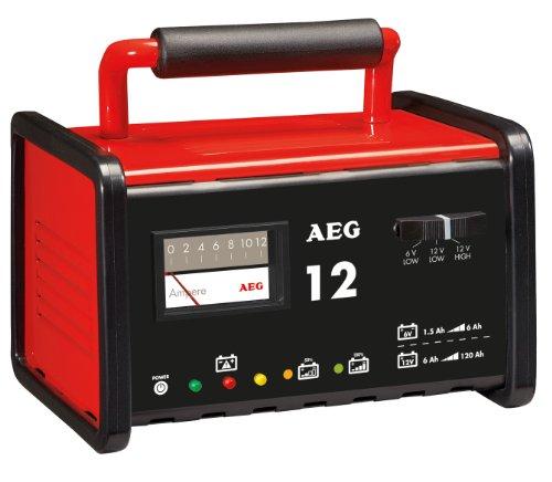 AEG 97009 Autobatterie Ladegerät