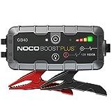 NOCO Boost Plus GB40 1000A 12V UltraSafe Starthilfe Powerbank, Tragbare Auto Batterie Booster,...
