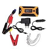 Batterieladegerät Starthilfegeräte für Autobatterien Autostart Netzteil 12 V 20000 mAh Kfz...