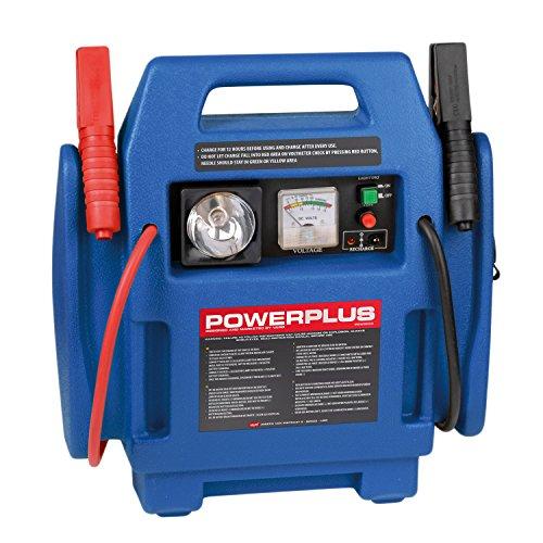 Varo Powerplus POW 5633 Autobatterie Ladegerät