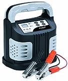 Einhell Batterie Ladegerät BT-BC 12 D-SE (2 A/6 A/12 A Ladestrom, LED-Anzeigen, Ladeautomatik,...