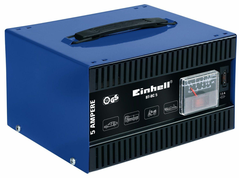 Einhell BT-BC 5 Batterieladegerät