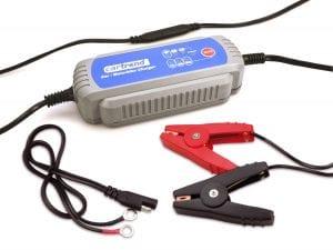 Cartrend 50132 Mikroprozessor Batterieladegerät MP 3800