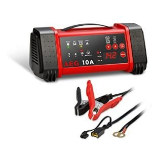 AEG 97019 Autobatterie Ladegerät